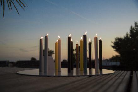 Candle Holder |LuneDot| Burns longer