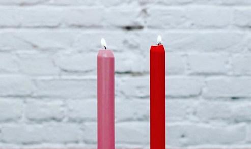 Candle Holder |LuneDot| No Drip, No Mess
