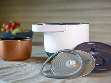 PowerCooker |Multi-Use| Easy to clean, with removable parts