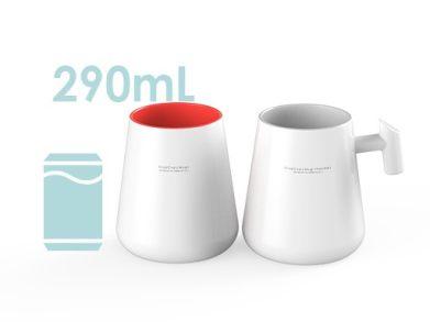 DropCup |Mug| High capacity